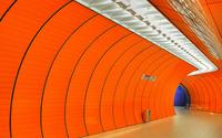 Munchen Marienplatz station wallpaper 2880x1800 jpg