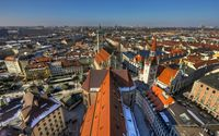 Munich, Germany wallpaper 1920x1200 jpg