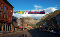 Mushroom Festival in Telluride wallpaper 2560x1600 jpg