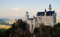Neuschwanstein Castle [5] wallpaper 2560x1600 jpg