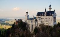 Neuschwanstein Castle [5] wallpaper 2560x1600 jpg