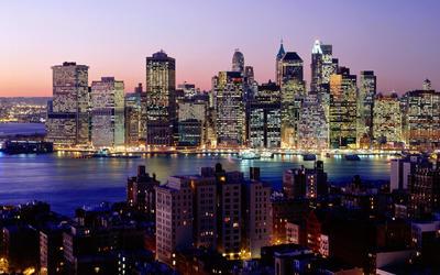 New York City [4] wallpaper