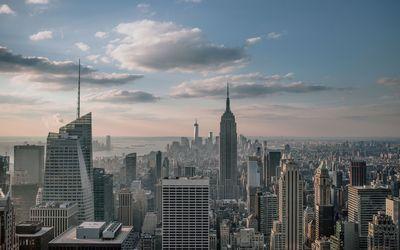New York City [8] Wallpaper