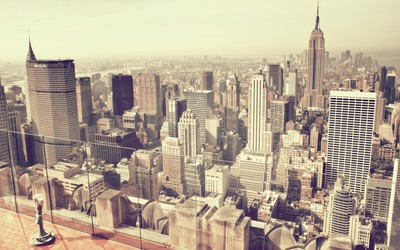 New York City [25] Wallpaper