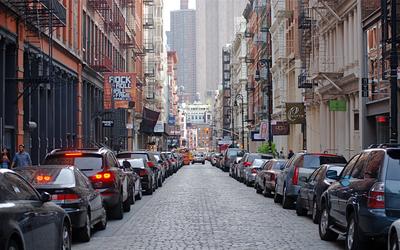 New York City [13] wallpaper