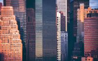 New York City skyscrapers wallpaper 2560x1600 jpg