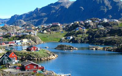 Nuuk, Greenland wallpaper