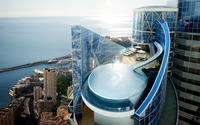 Odeon Tower, Monaco wallpaper 2880x1800 jpg