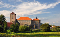 Old castle in Czech Republic wallpaper 2880x1800 jpg