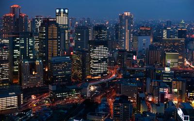 Osaka wallpaper