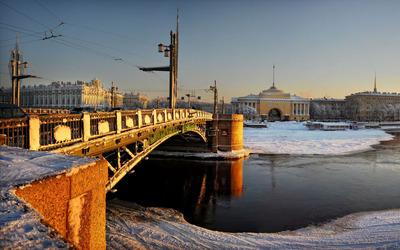 Palace Bridge wallpaper