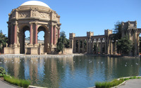 Palace of Fine Arts Theatre wallpaper 2880x1800 jpg