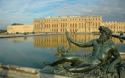Palace of Versailles wallpaper