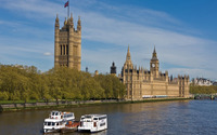 Palace of Westminster wallpaper 1920x1200 jpg