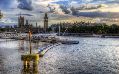 Palace of Westminster [3] wallpaper