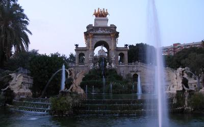 Parc de la Ciutadella wallpaper