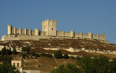 Penafiel Castle wallpaper