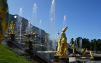 Peterhof Palace [4] wallpaper 3840x2160 jpg