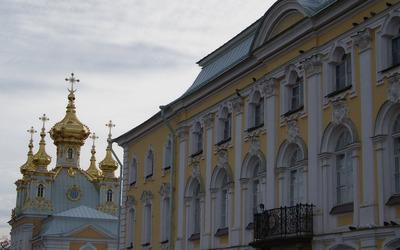 Peterhof Palace [6] wallpaper