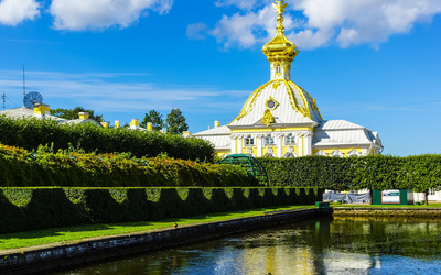 Peterhof Palace [2] wallpaper