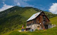 Plumsjochhütte [3] wallpaper 2560x1600 jpg