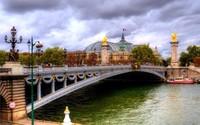 Pont Alexandre III wallpaper 2560x1600 jpg