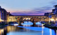 Ponte Vecchio wallpaper 2560x1600 jpg