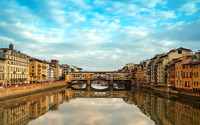 Ponte Vecchio, Florence wallpaper 2560x1600 jpg