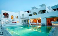 Pool in the resort wallpaper 1920x1080 jpg