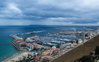 Port of Alicante wallpaper 3840x2160 jpg