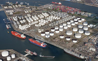 Port of Rotterdam [3] wallpaper 2880x1800 jpg