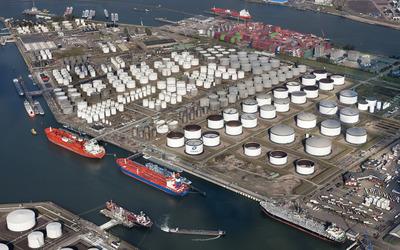 Port of Rotterdam [3] wallpaper