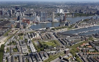 Port of Rotterdam wallpaper 3840x2160 jpg