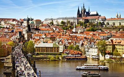 Prague [3] wallpaper