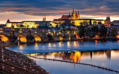 Prague [6] wallpaper