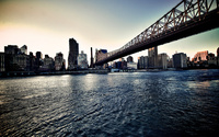 Queensboro Bridge wallpaper 1920x1200 jpg