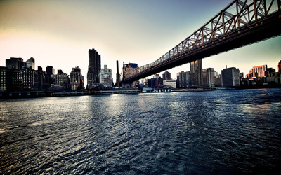 Queensboro Bridge wallpaper