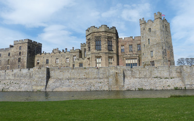 Raby Castle Wallpaper