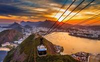 Rio de Janeiro wallpaper 1920x1200 jpg