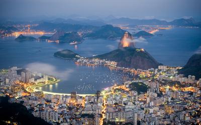 Rio de Janeiro [3] wallpaper