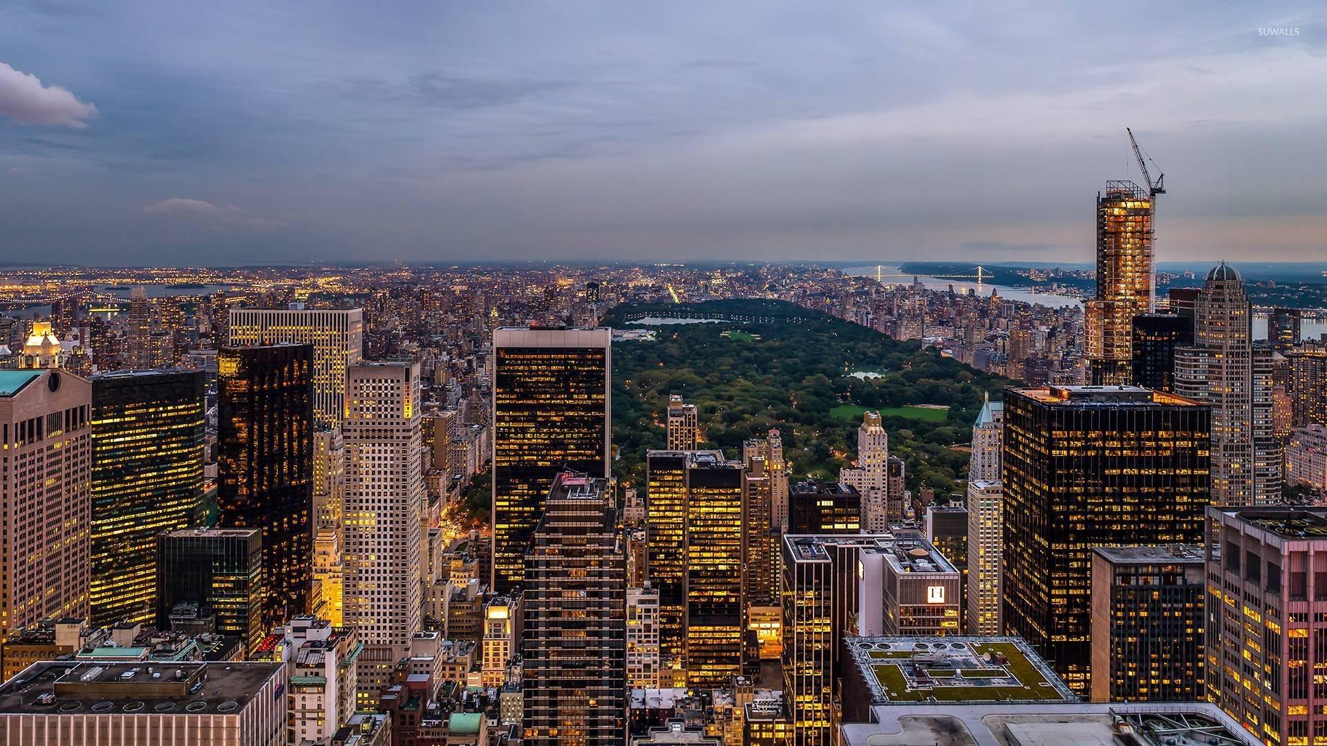 Rockefeller Center New York City Wallpaper World Wallpapers