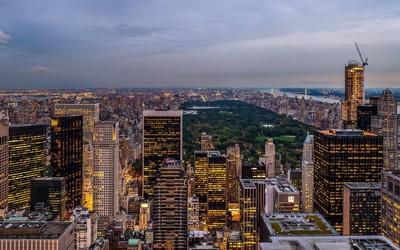 Rockefeller Center, New York City wallpaper