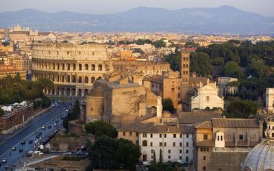 Rome, Italy wallpaper
