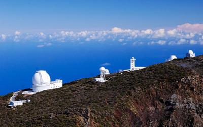 Roque de los Muchachos Observatory wallpaper