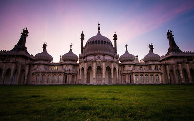 Royal Pavilion wallpaper