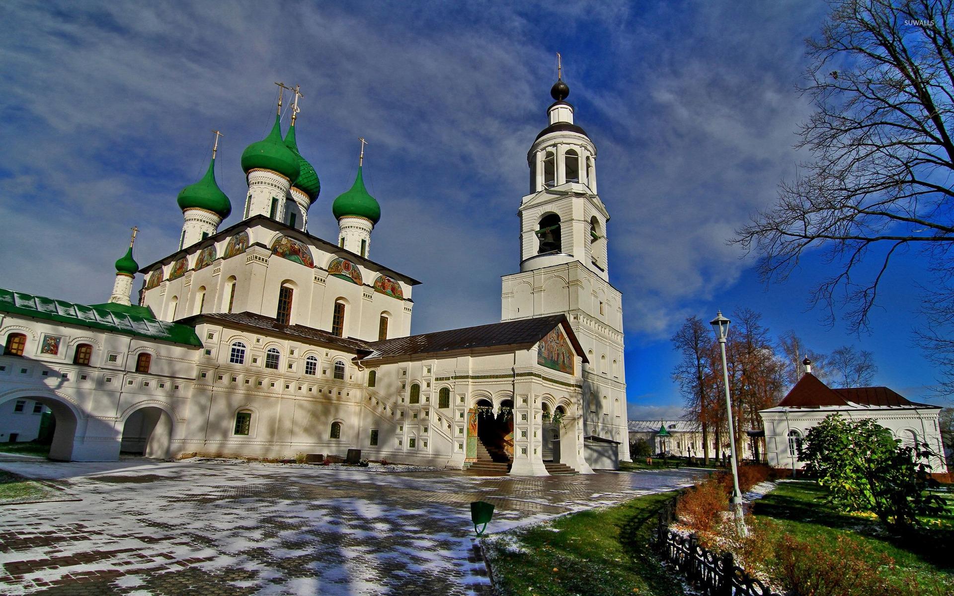 Russian Church Wallpaper World Wallpapers 37692