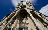 Sagrada Familia wallpaper 3840x2160 jpg
