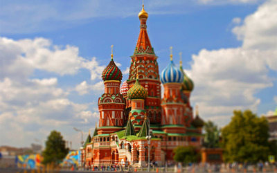 Saint Basil's Cathedral wallpaper