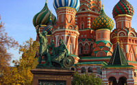 Saint Basil's Cathedral [2] wallpaper 2560x1440 jpg