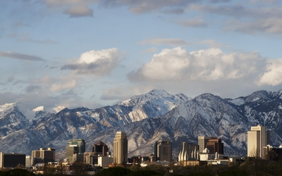 Salt Lake City wallpaper